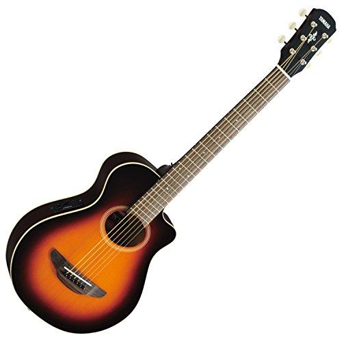 Yamaha APXT2 3/4 Thinline Acoustic-Electric Cutaway Guitar Old Violin Sunburst (Best Selling Acoustic Guitar)