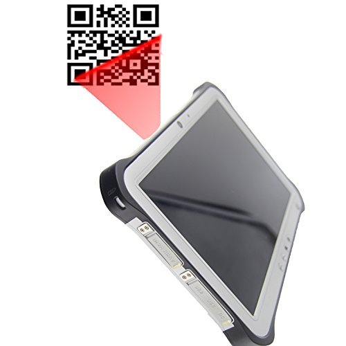 10.1 inch windows barcode rugged tablet