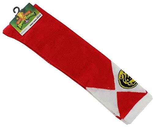 Power Rangers Wild Force Costumes (Mighty Morphin Power Rangers Knee High Socks)
