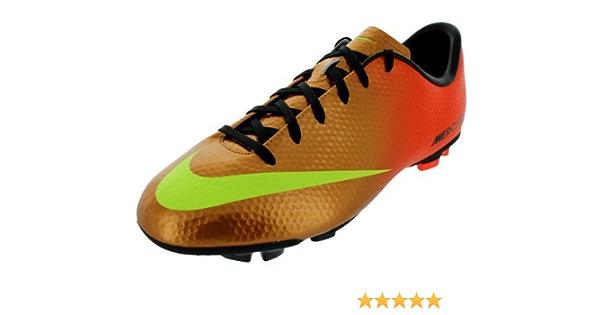 mordaz santo comprador  Amazon.com | Nike Youth Mercurial Victory IV FG Soccer Cleats | Soccer