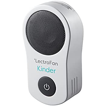 LectroFan Kinder Sleep Sound Machine and Night Light for Infants and Toddlers with Smart Phone Control