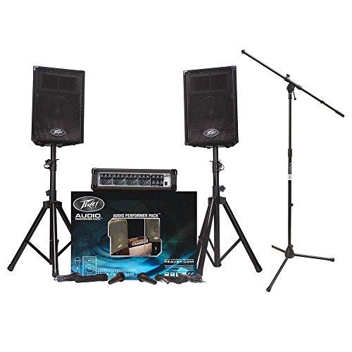 peavey audio performer pack - 3