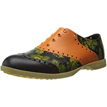 Biion Unisex The Patterns Oxford and Golf Slip On