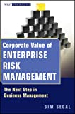 Corporate Value of Enterprise Risk Management, Sim Segal, 0470882549