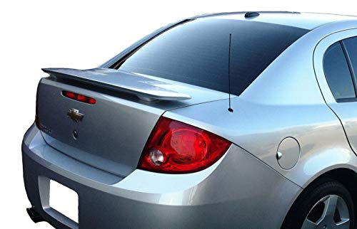 California Dream Spoiler Compatible with: 2005-2010 Chevrolet Cobalt 4dr Painted (Ultra Silver WA8867) ()