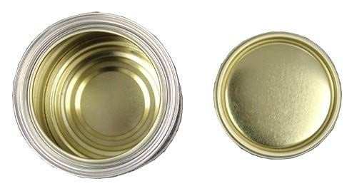 1 Quart Gold Epoxy Lined Paint Can with Lid