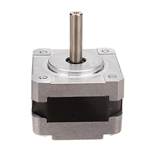 Stepper Motor - Hybrid Stepper Motor - 1.8°35 Hybrid Stepper Motor 26mm Two Phase Stepper Motor (2 Phase Stepper Motor) by Unknown