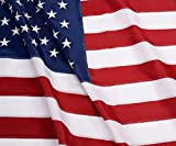 Best American Flag 3x5 Outdoors - American Flag: Longest Lasting US Flag Made From Review