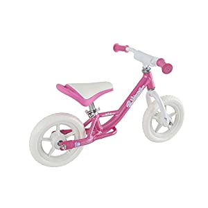 Haro Bikes Prewheelz 10 Balance Bike, Pearl Pink