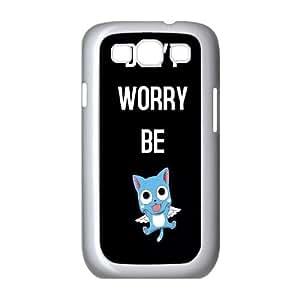DDOUGS I fairy tail Custom Cell Phone Case for Samsung Galaxy S3 I9300, Customised I fairy tail Case
