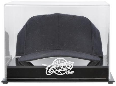 (Cleveland Cavaliers Acrylic Cap Logo Display Case)