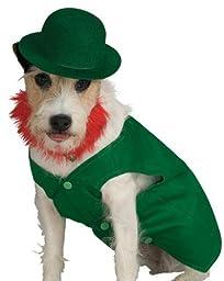 Rubie\'s Leprechaun Pet Costume, Large