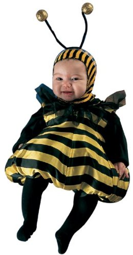 Bumble Bee Costume Baby (Infant Baby Bumble Bee Costume, 3-12 Months)