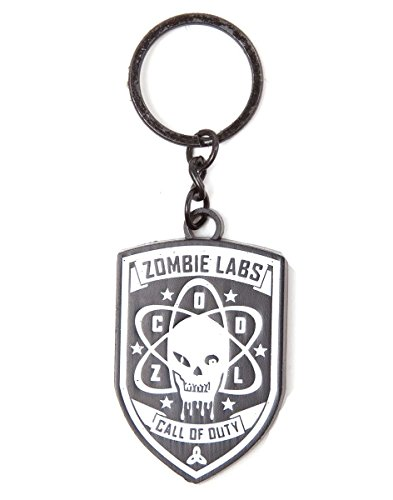 Zombie Labs Keychain call of duty
