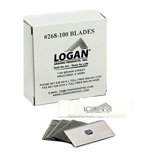 logan-graphics-268-100-mat-blade-for-use-with-logan-framers-edge-elite-series-on-8-ply-board-only
