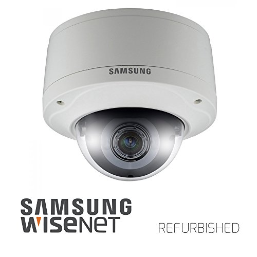 Varifocal Lens Heater - Samsung SNV-7080 Full HD Varifocal Lens IP66/IK10 for Outdoor Network PoE Security Dome Camera (Manufacturer Refurbished)