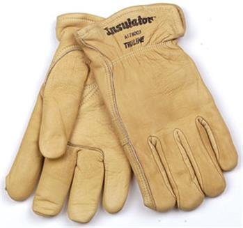 Utility Player Grain Insulated Gloves Sz XL (12 Pack)