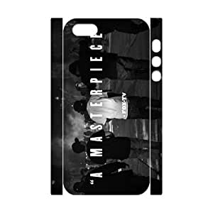 DIY 3D Case Cover for iPhone 5,iPhone 5s w/ NWA Straight Outta Compton image at Hmh-xase (style 2)