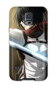 Best MarvinDGarcia Galaxy S5 Well-designed Hard Case Cover Mikasa Protector 6152715K91820803