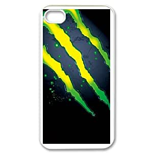 iPhone 4,4S Phone Case Monster Energy GDE6047