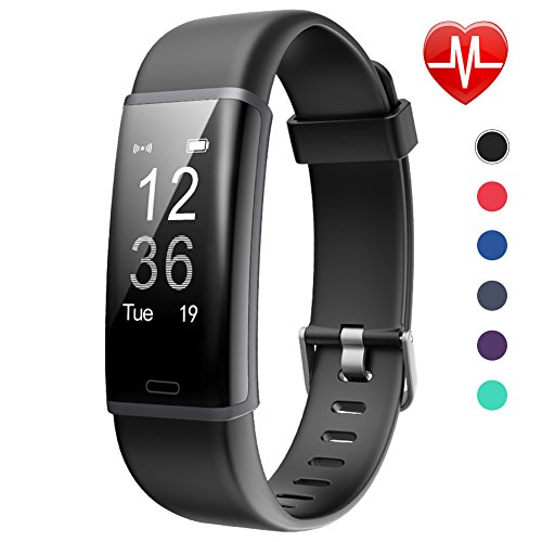 Lintelek Fitness Tracker, Customized Activity Tracker with Heart Rate...
