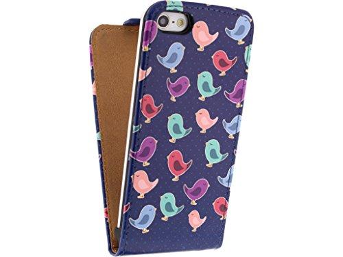 Mobilize Ultra Slim Flip Case Apple iPhone 5/5S Birdy