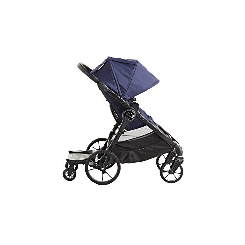 Baby Jogger City Premier Stroller Baby Stroller with Reversible Seat, 5 Riding Options Quick Fold Lightweight Stroller, Indigo