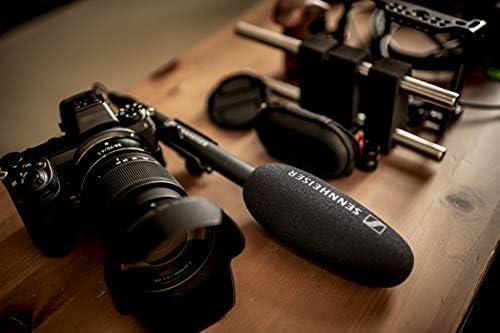 Sennheiser MKE 600 videocámara escopeta micrófono: Amazon.es ...