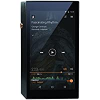 Pioneer Bluetooth and WiFi High-Resolution Portable Digital Audio Player, Black (XDP-300R-B)