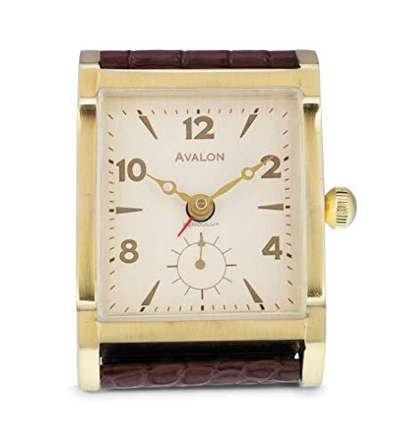 Pendulux, Avalon Alarm Clock, Analog, Table Display