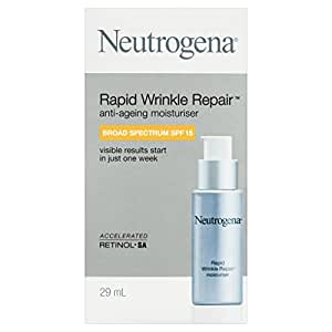 Neutrogena Rapid Wrinkle Repair Anti-ageing Moisturizer SPF15 29mL
