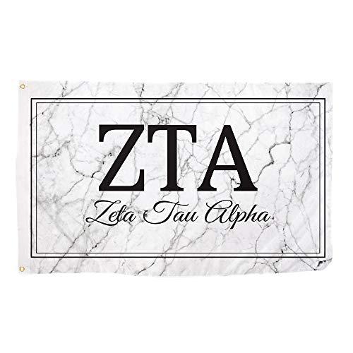 10 best zeta tau alpha flag for 2019