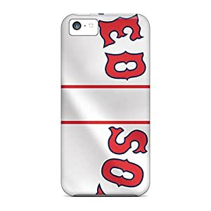 CADike Premium Protective Hard Case For Iphone 5c- Nice Design - Boston Red Sox