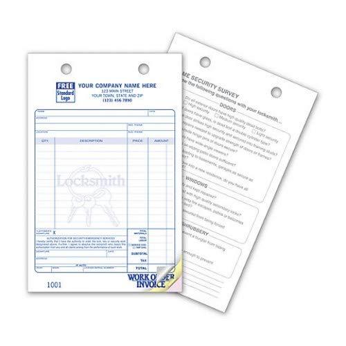 Locksmith Register Order ()