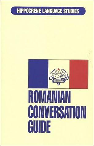 Romanian Conversation Guide