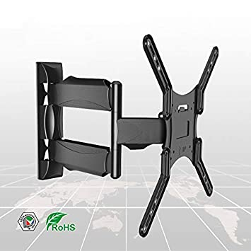 Full Motion TV Wall Mount  VESA Bracket 32 46 50 25-52 inch LED LCD Flat Screen