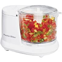 Proctor Silex 72706 Durable Mini Food Processor & Chopper, Silver