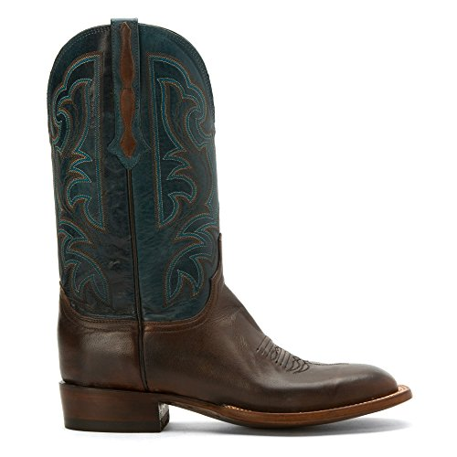 Lucchese Ant Piel Bota Occidental