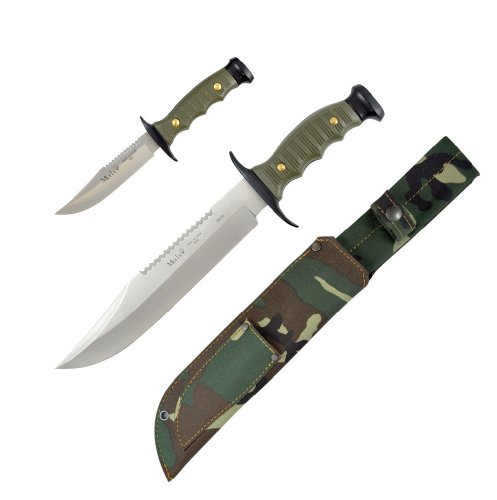 Muela-7222-P Canguros Tactical Kangaroo Knife (Pack of Two)