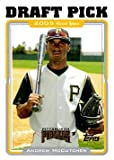 #1: 2005 Topps Update Baseball #UH329 Andrew McCutchen Rookie Card