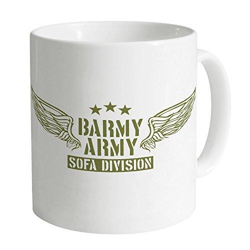 (Barmy Army Sofa Division Mug )