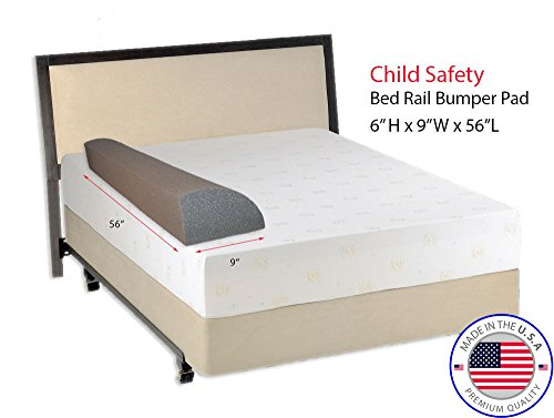 Child Safety Bed Rail Bumpers Portable Children's Bed Guard Crib Bumper - Florida Online Sunshine