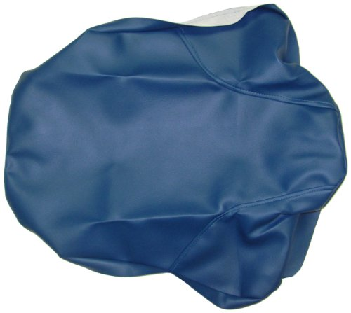 (Freedom County ATV FC373 Blue Replacement Seat Cover for Suzuki LT80 Quad Runner 88-06)