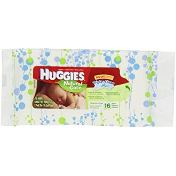 Amazon Com Huggies Natural Care Baby Wipes Unscented