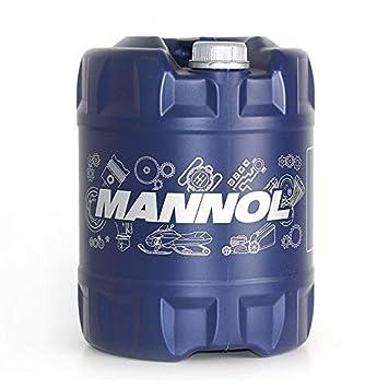 Mannol 10w-40 4-takt Plus ACEITE PARA MOTOS ACEITE DE MOTOR Jaso MA2 20liter: Amazon.es: Coche y moto
