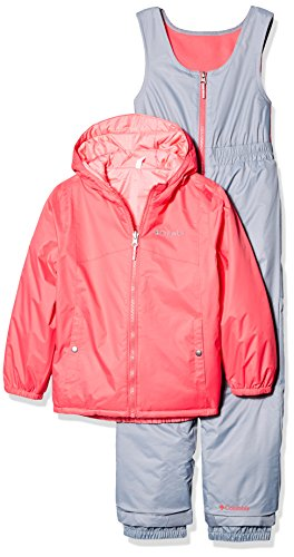 Columbia Girls Double Flake Reversible