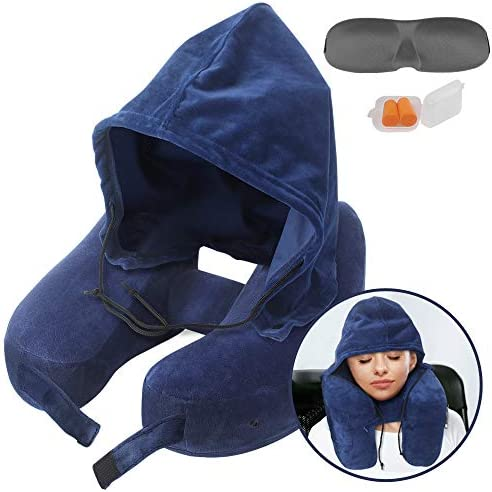 Inflatable Comfortably Supports Airplane Drawstring product image