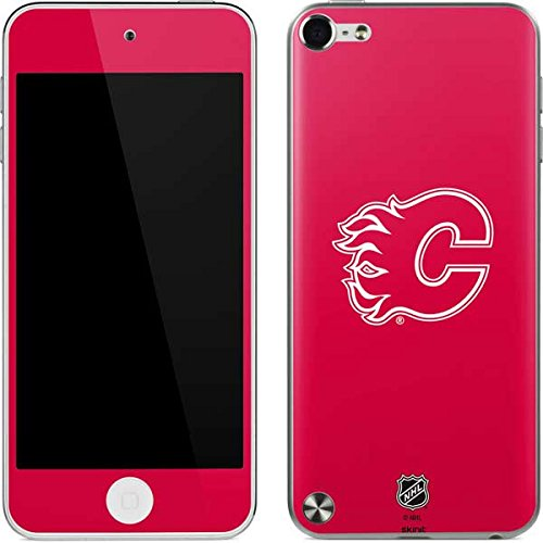 (NHL Calgary Flames iPod Touch (5th Gen&2012) Skin - Calgary Flames Color Pop Vinyl Decal Skin For Your iPod Touch (5th Gen&2012))
