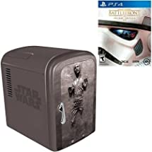 Star Wars Battlefront Deluxe Edition (PS4) with Han Solo Fridge by Star Wars
