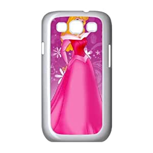 Samsung Galaxy S3 9300 Cell Phone Case Covers White Sleeping Beauty wii